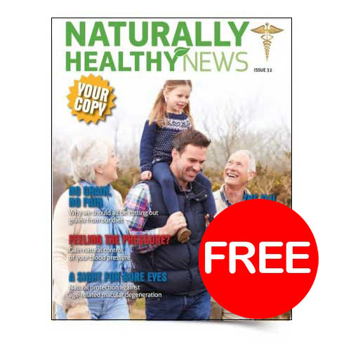 FREE Naturally Healthy Magazine